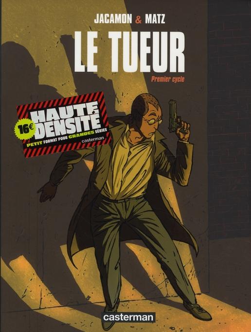Le tueur ; INTEGRALE VOL.1 ; T.1 A T.3