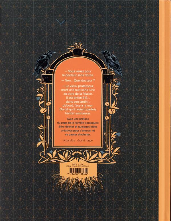 Lucien et les mystérieux phénomènes T.1 ; l'empreinte de H. Price