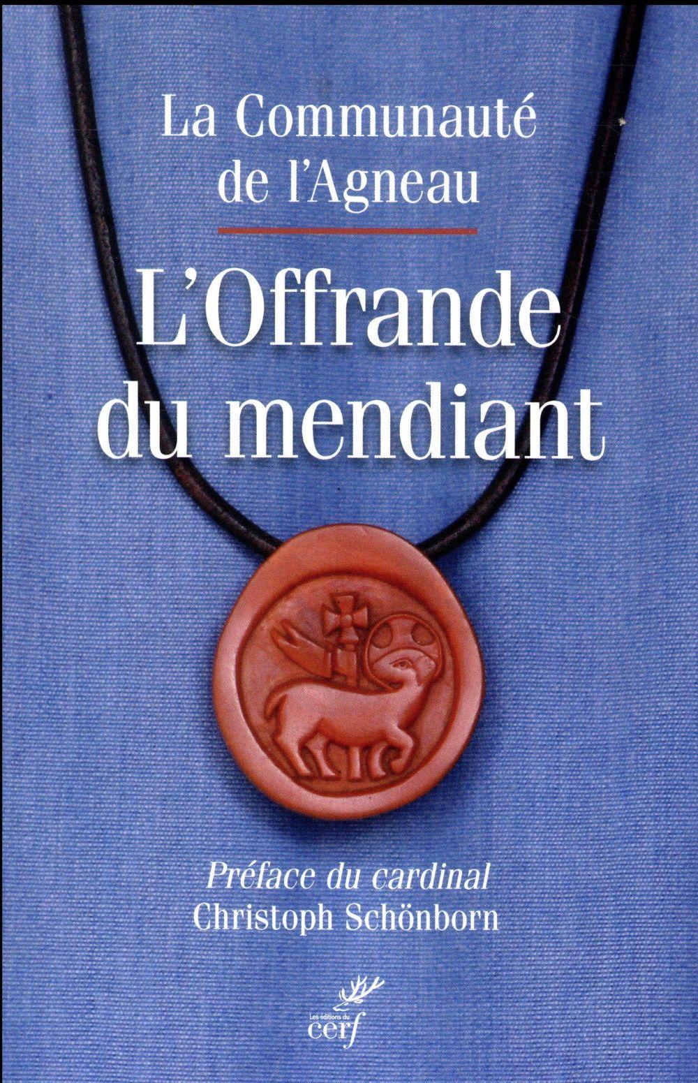 L'OFFRANDE DU MENDIANT