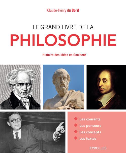 Le grand livre de la philosophie ; histoire des idées en Occident