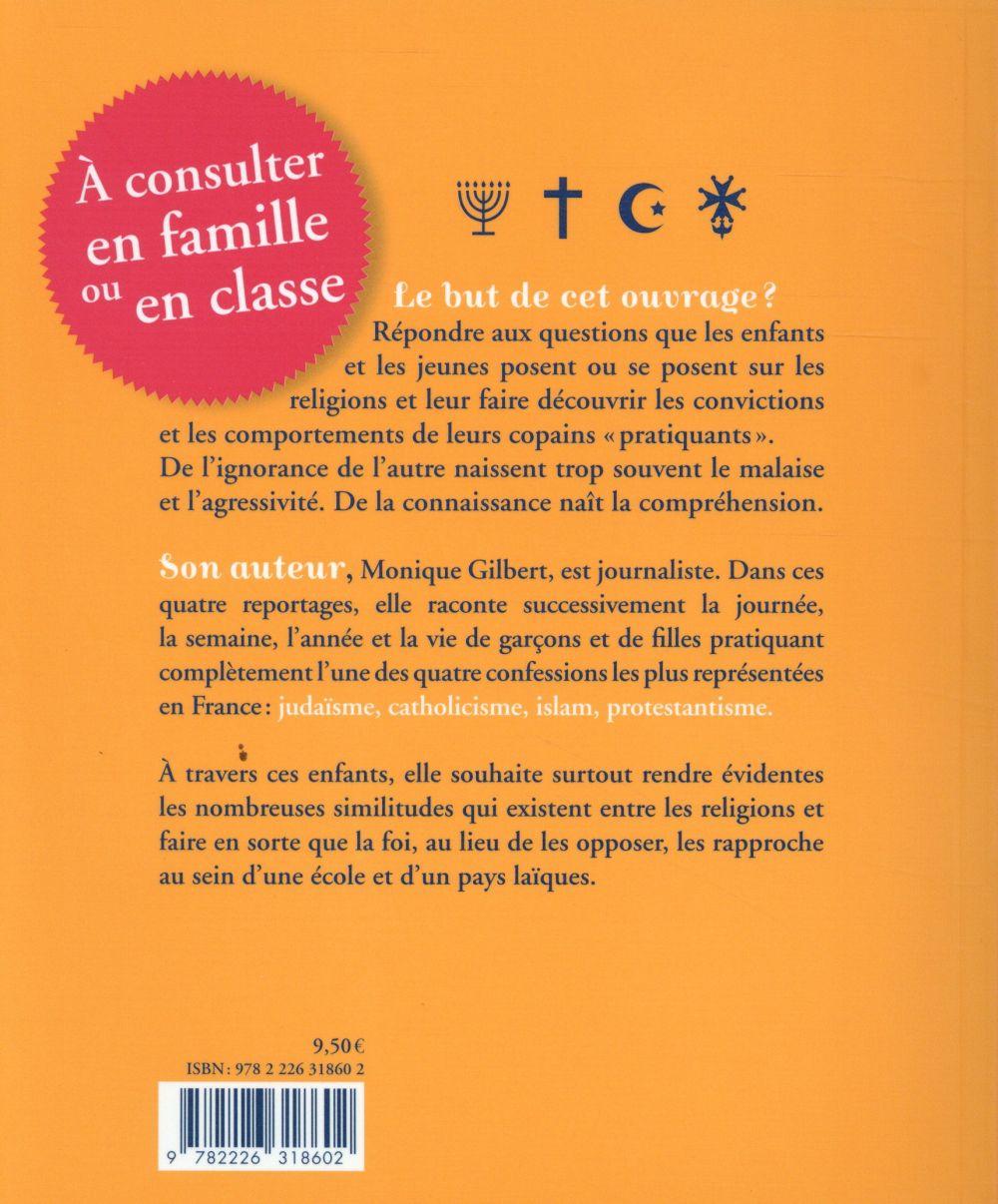 Il était plusieurs foi ; pour répondre aux questions des enfants sur les religions (édition 2015)