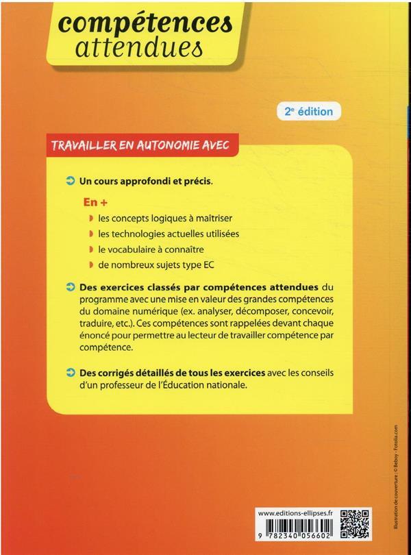 Specialite NSI : terminale (2e édition)