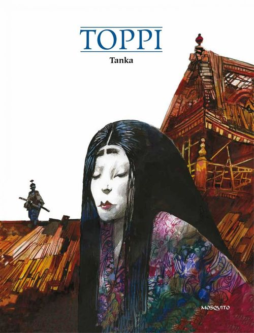 Vente EBooks : Tanka  - Sergio Toppi