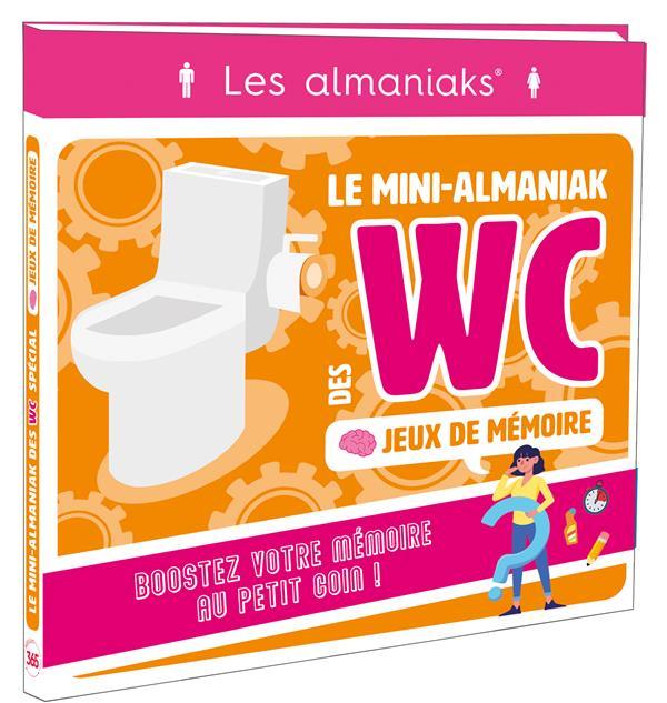 Le mini-almaniak des wc spécial jeux de mémoire