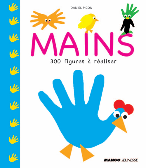 Mains ; 300 figures à réaliser