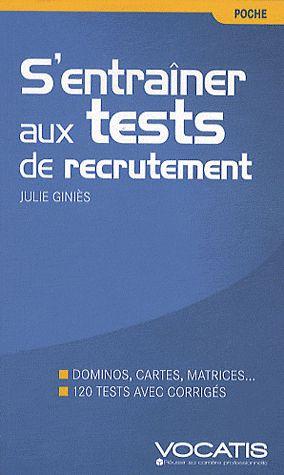 S'Entrainer Aux Test De Recrutement