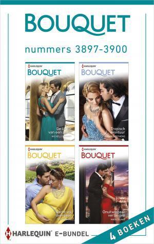 Bouquet e-bundel nummers 3897 - 3900