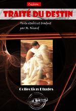 Vente EBooks : Traité du destin. Texte établi et traduit par M. Nisard  - CICERON