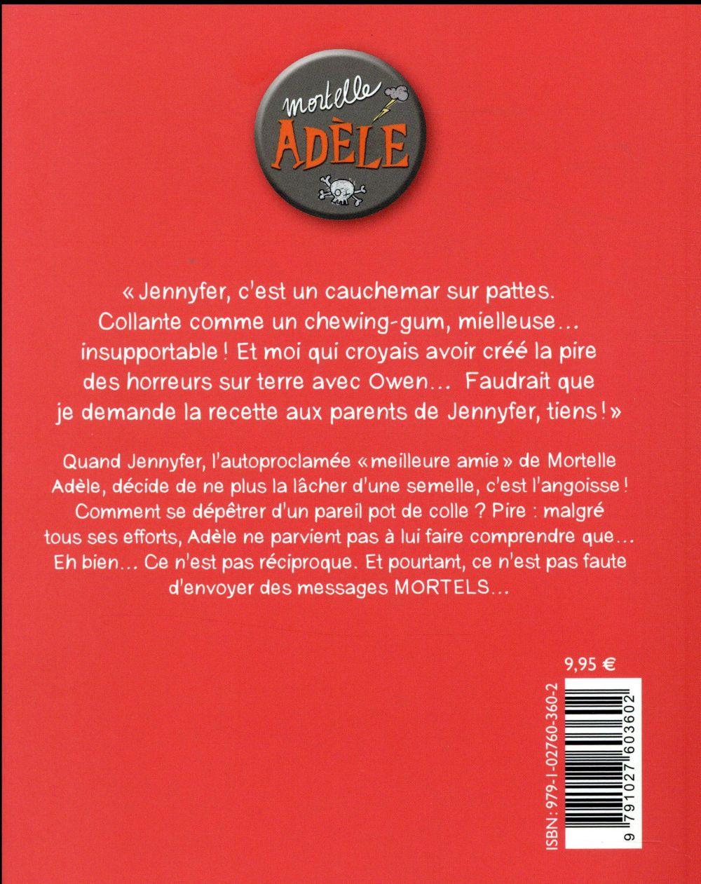 Mortelle Adèle T.13 ; big bisous baveux