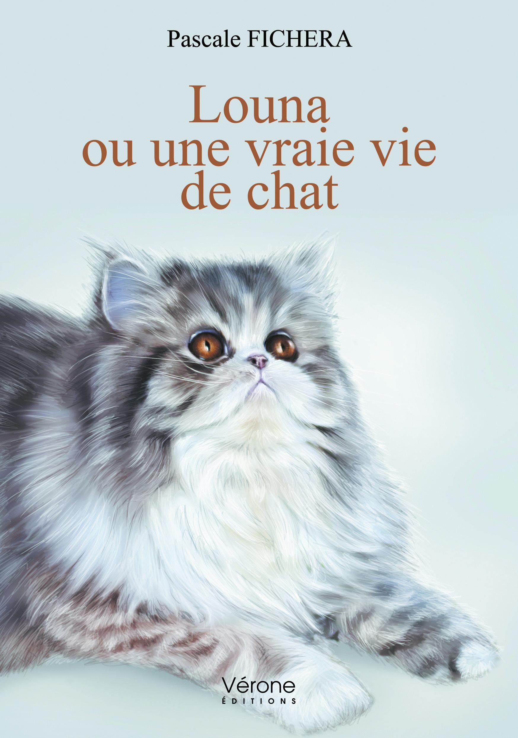 Louna ou une vraie vie de chat