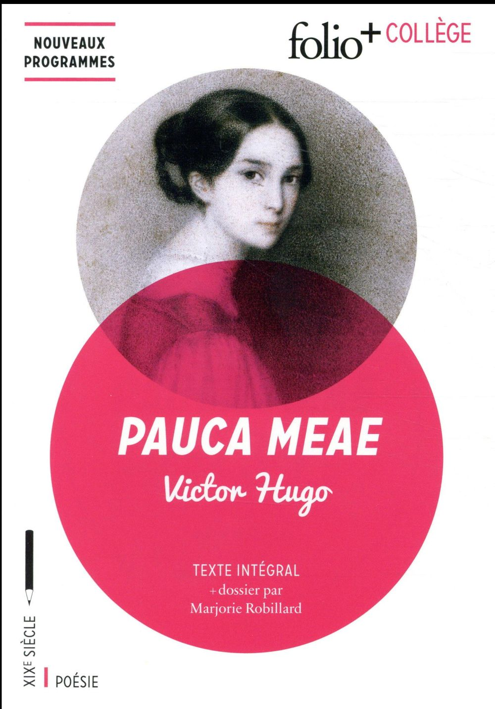 PAUCA MEAE