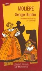 Couverture de George dandin - - dossier jeu
