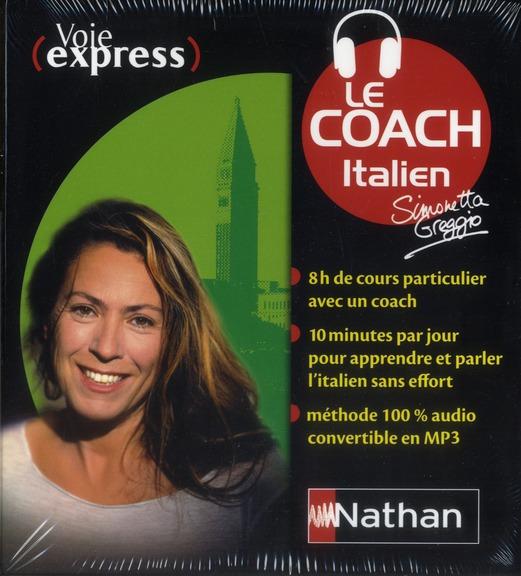 Le coach ; italien