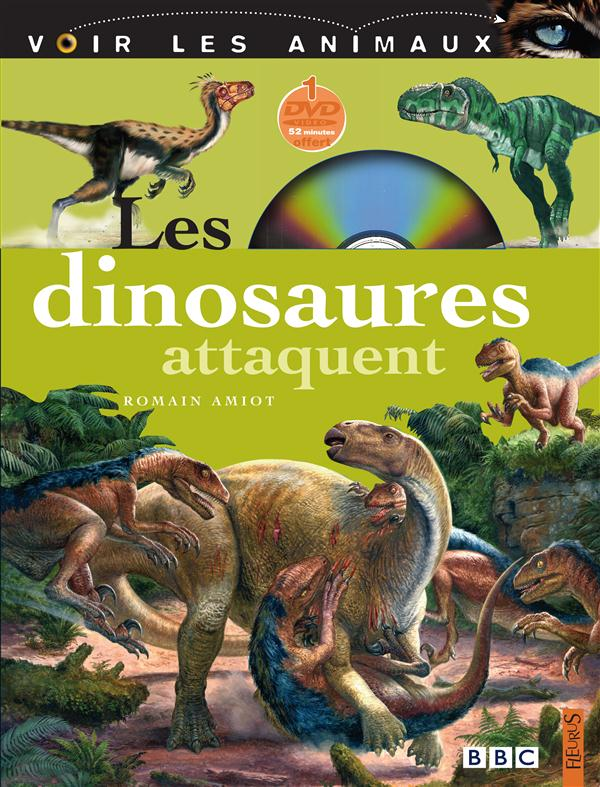 Les dinosaures attaquent