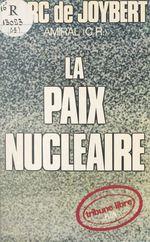 La paix nucléaire