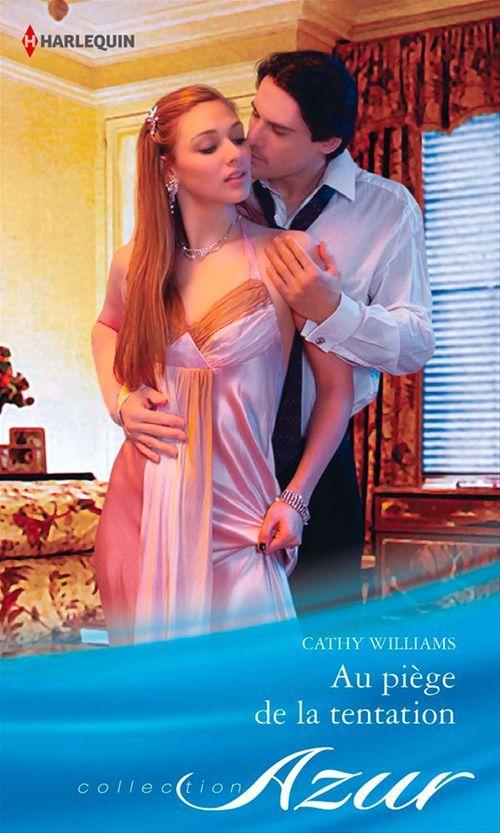 Vente Livre Numérique : Au piège de la tentation  - Cathy Williams