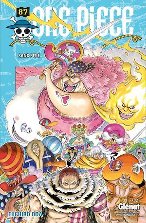 One Piece - édition originale t.87 ; sans pitié