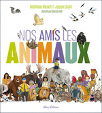 Vente EBooks : Nos amis les animaux  - Matthieu Ricard - Jason Gruhl