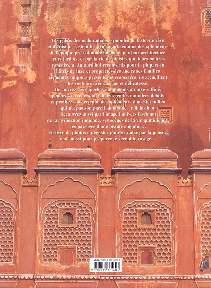 Palais de maharadjahs