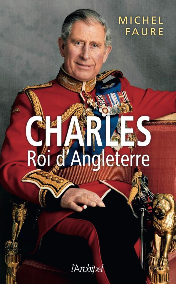 Charles, roi d'Angleterre