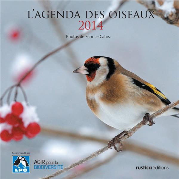 l'agenda des oiseaux 2014