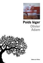 Vente EBooks : Poids léger  - Olivier Adam