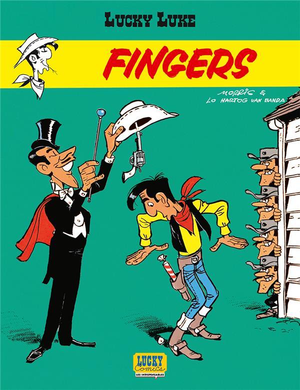 Lucky Luke T.22 ; Fingers