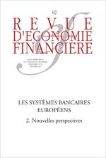 Vente Livre Numérique : Les systèmes bancaires européens (2) Nouvelles perspectives  - Ouvrage COLLECTIF