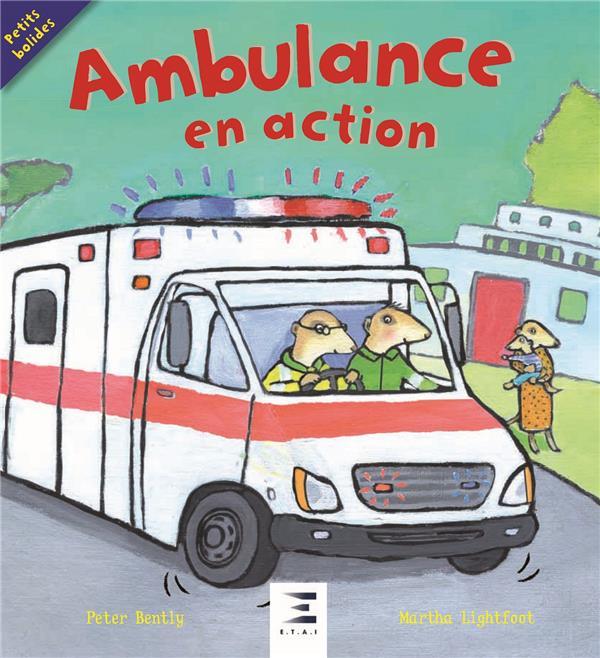 ambulance en action