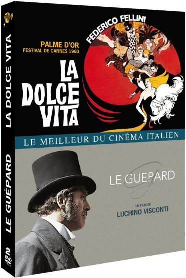 Le Guépard + La dolce vita