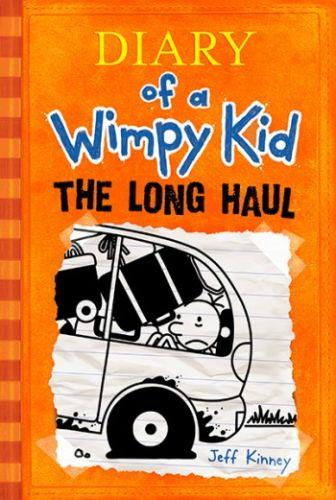 DIARY OF A WIMPY KID : THE LONG HAUL - BOOK 9