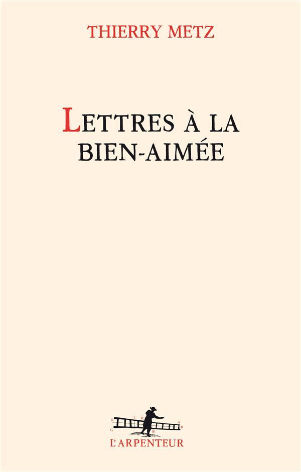Lettres a la bien-aimee