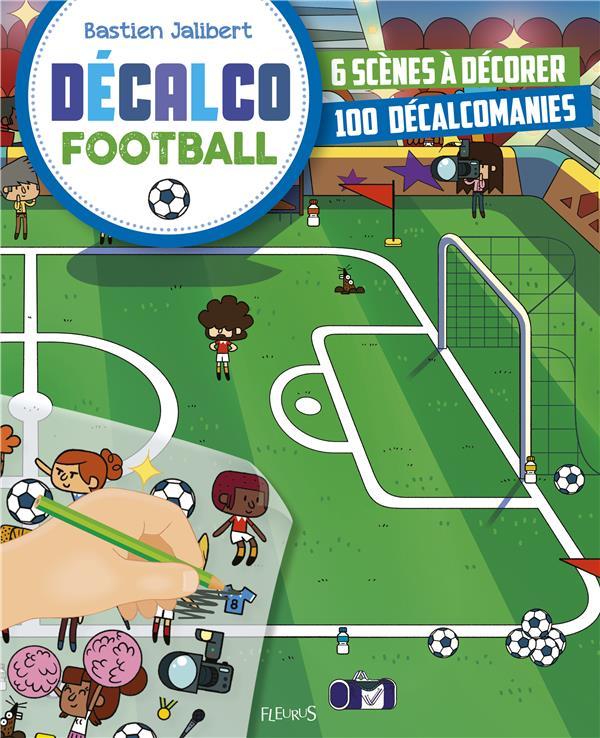 DECALCO ; football ; décalco