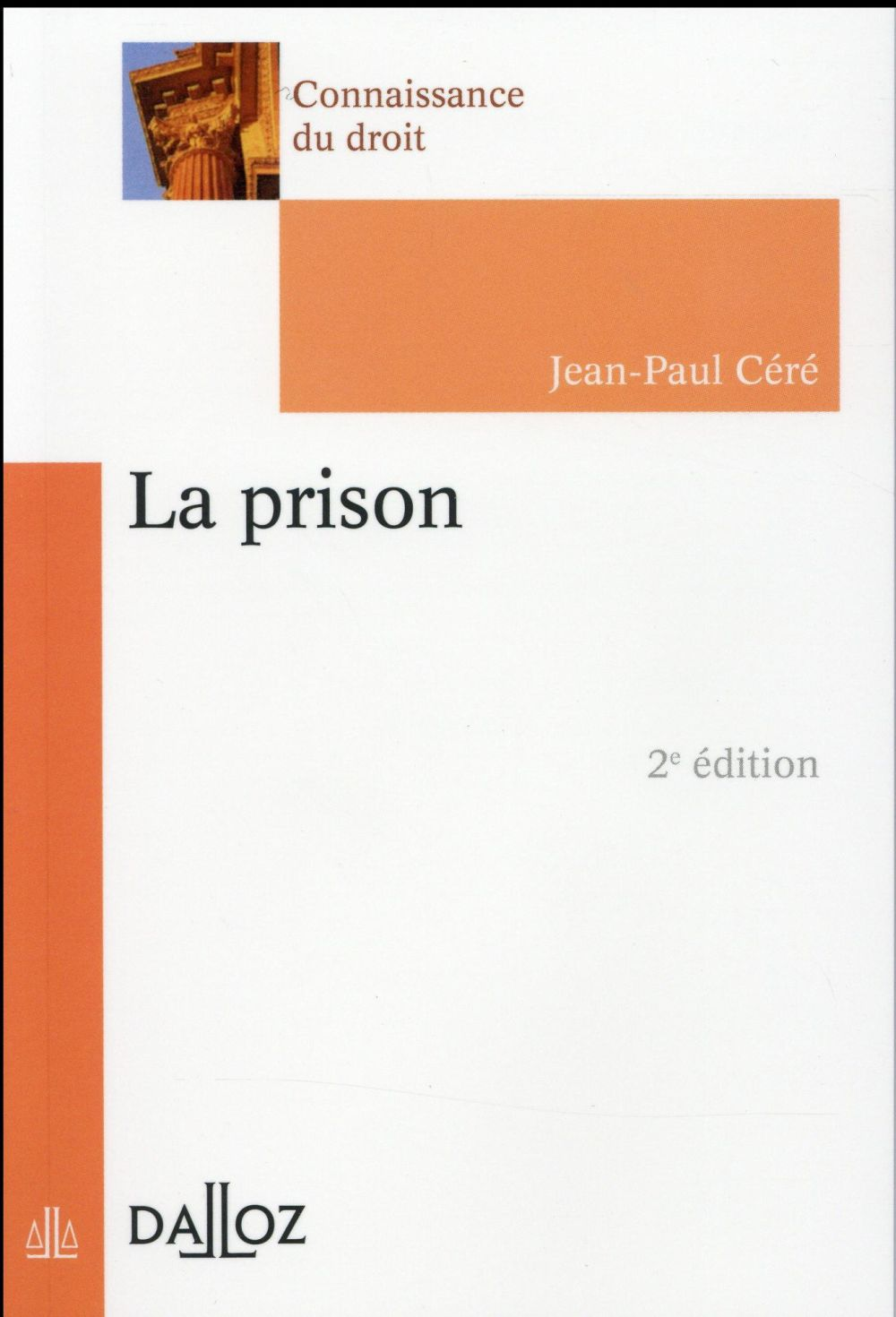 La prison (2e édition)