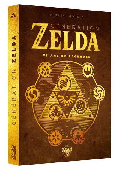 génération Zelda ; 35 ans de légendes