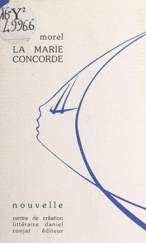 La Marie Concorde