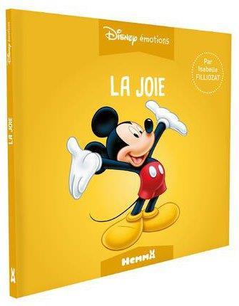 Disney émotions ; Mickey  ; la joie