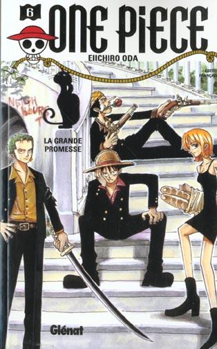 One Piece T.6 ; La Grande Promesse