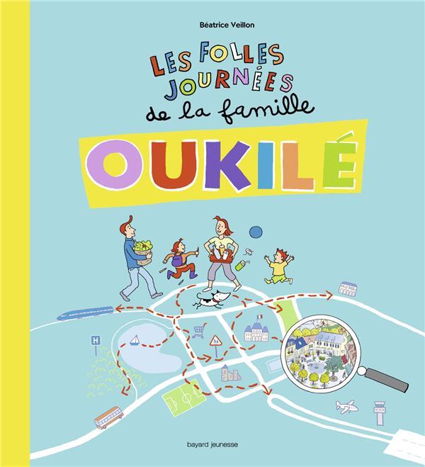 LES FOLLES JOURNEES DE LA FAMILLE OUKILE XXX