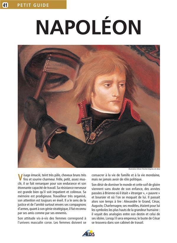Petit Guide T.41; Napoleon