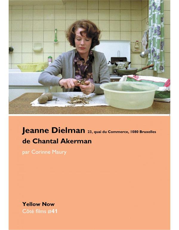 Jeanne dielman 23, quai du commerce, 1080 bruxelles de chantal akerman - cote films #41