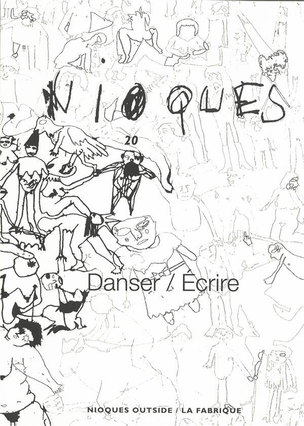 Danser / ecrire