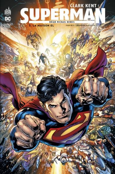 Clark Kent : Superman T.3 ; la maison El