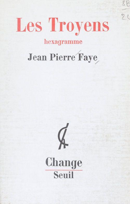 Les Troyens  - Jean-Pierre Faye