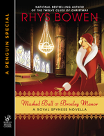 Vente EBooks : Masked Ball at Broxley Manor  - Rhys BOWEN