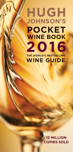 Hugh Johnson's Pocket Wine Book 2016