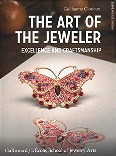 The art of the jeweller excellence and craftmanship