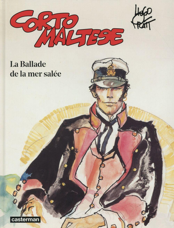 Corto Maltese T.1 ; la ballade de la mer salée