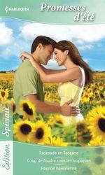 Vente Livre Numérique : Promesses d'été  - Kay Thorpe - Jessica Hart - Judy Christenberry