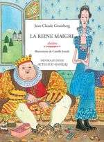 Vente EBooks : La reine maigre  - Jean-Claude Grumberg